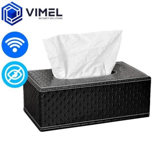 Tissue Box Camera Wireless Hidden Recorder
