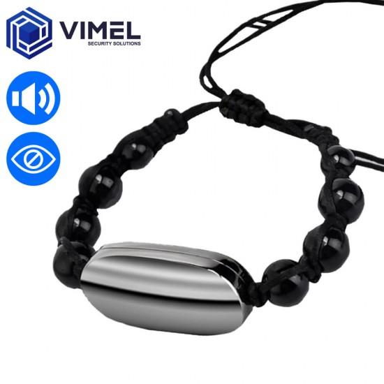 Mini Hidden Voice Recorder Bracelet