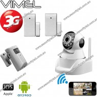 3G Live View Camera Sim Card Security Remote View Farm Holiday House