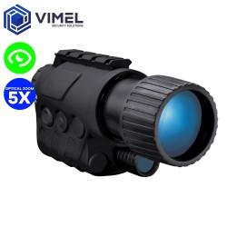 Night Vision Monocular Optical Zoom 5X