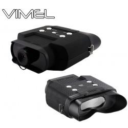 Vimel Night Vision Binocular Camera Monocular DVR