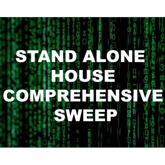 House Sweep Comprehensive Package