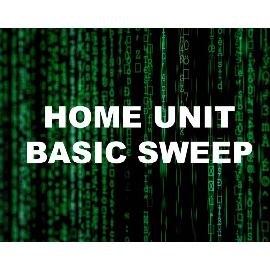 Home Unit Sweep Basic Package