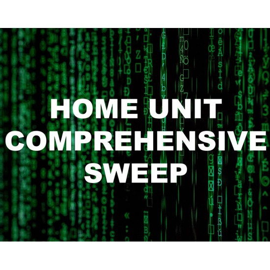 Home Unit Sweep Comprehensive Package