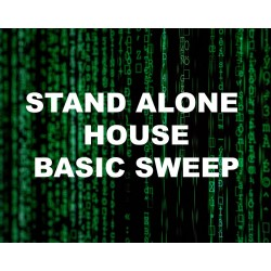Stand Alone House Unit Sweep Basic Package