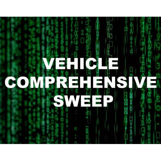 Vehicle Sweep Comprehensive Package