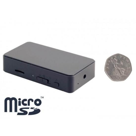 Spy Camera Miniature Hidden Cam Anti Theft Device