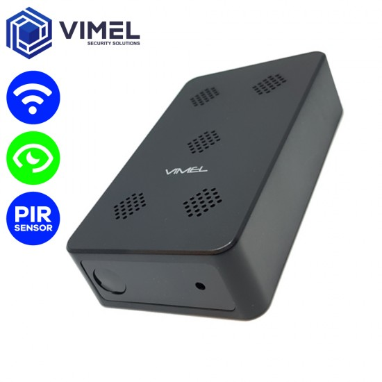 Wireless Spy Camera IP Pinhole Cam Motion Activated