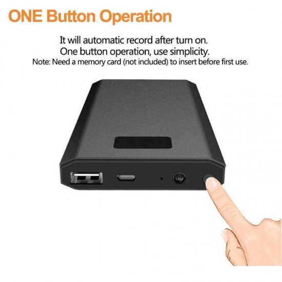 Long battery Life Spy Camera WIFI Motion Activated