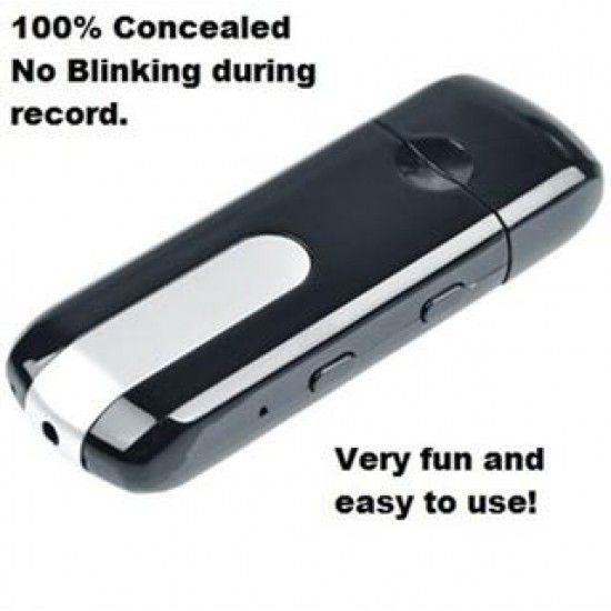 Miniature Spy Camera USB Flash Drive Australia