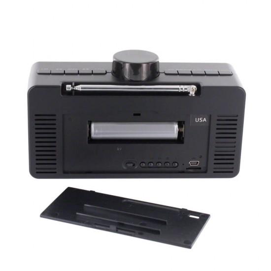 Spy Camera Security Hidden Cam  FM Radio Weather station