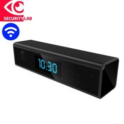Wireless Hidden Camera with Clock IP Cam