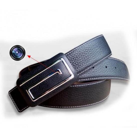 Belt Miniature Spy Camera Wireless IP Hidden Remote View