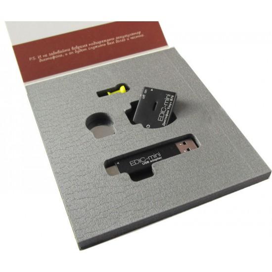 Edic Mini Tiny+ B76 Hidden Voice Recorder Listening Devices
