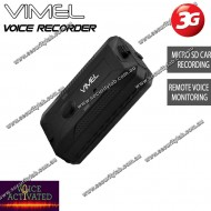 3G GSM Listening Device Bug Voice Activated Recorder