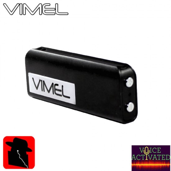 Voice Recorder Vimel Listening Device Activated