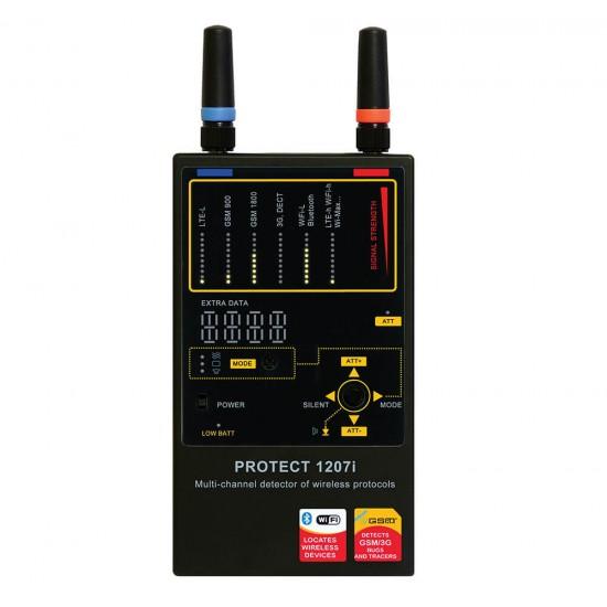 Protect 1207i Hidden Detector Professional Spy Bugs Finder  Australia
