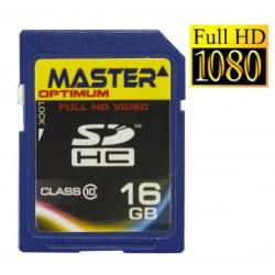 SD card 16GB Optimum SDHC SD Memory  Class 10 SD Full HD support