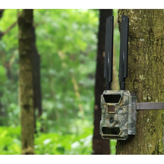 4G 3G Trail Game Camera MMS GSM Wireless Hunting Cam