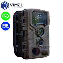Game Camera Wildlife Trail Cam Motion Activated Night Vision