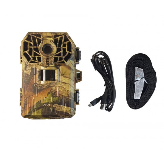Vimel Gate Camera for Rural Security Outdoor Motion Activated