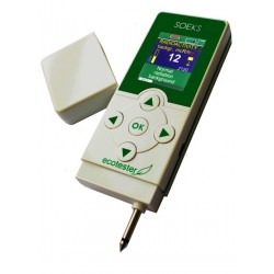 Soeks Ecotester radiation dosimeter nitrate tester