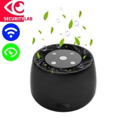 Air Purifier Spy Room Camera