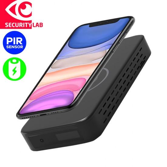 Ultra HD 2K PowerBank Wireless Charger Spy Camera