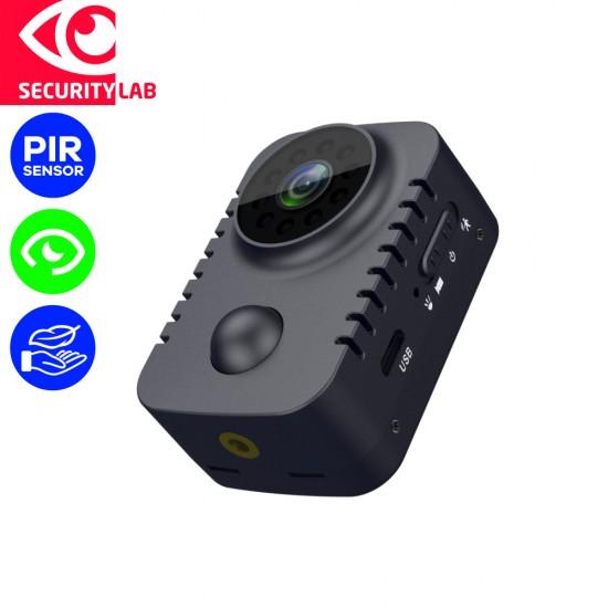 Mini Spy PIR Sensor Camera