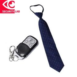 Professional Hidden Wearable Tie Spy Camera Evidence Proof