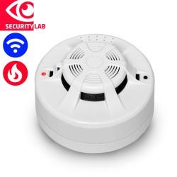 LIVE View Smoke Detector Spy Camera WIFI