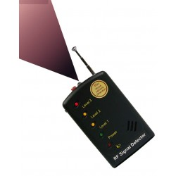 Spy Camera Detector Phone GPS Listening Devices Finder