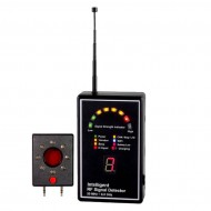 Advanced Spy Camera Detector Listening Device GPS Finder