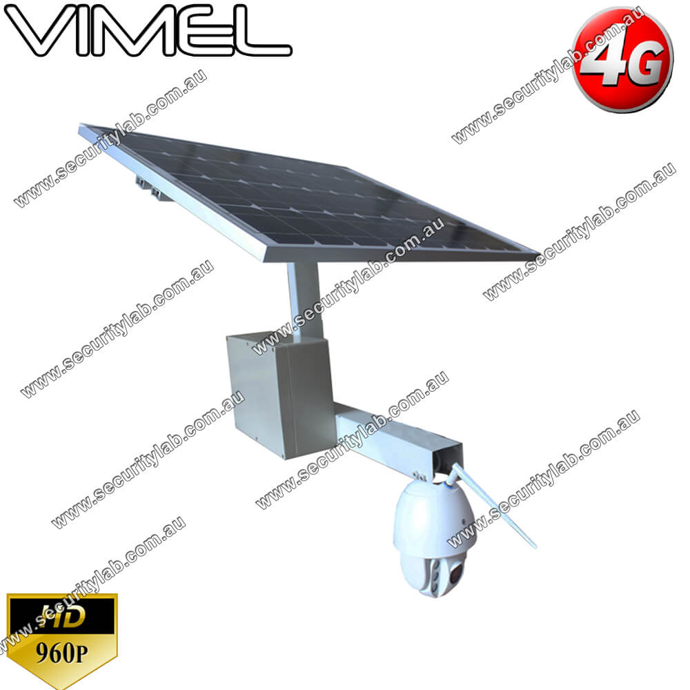 Wireless Security Camera 4g Farm Solar Phone Live View 3g