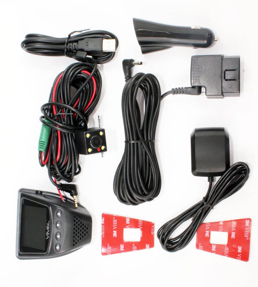 vimel dual dash camera gps taxi uber security parking guard. Black Bedroom Furniture Sets. Home Design Ideas