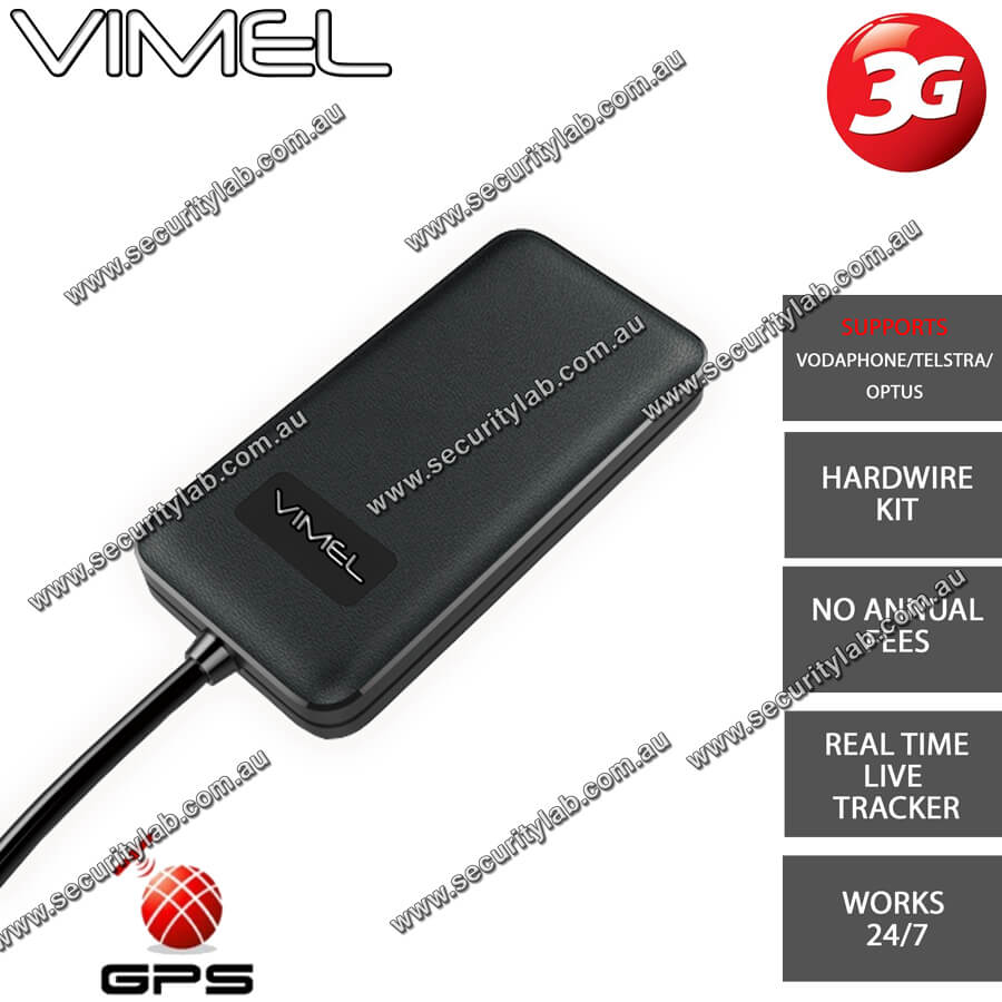 Gps Tracker Car Truck 3g Real Live Tracking Free Subcription