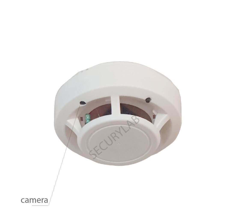 Ip Smoke Detector Camera Wireless Recorder