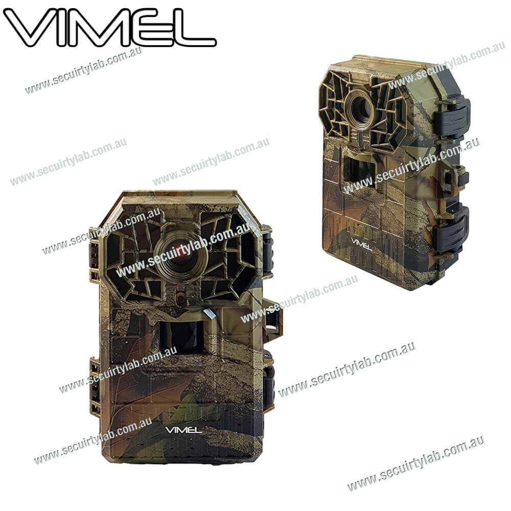 Vimel Trail Camera Security Outdoor Motion Activated